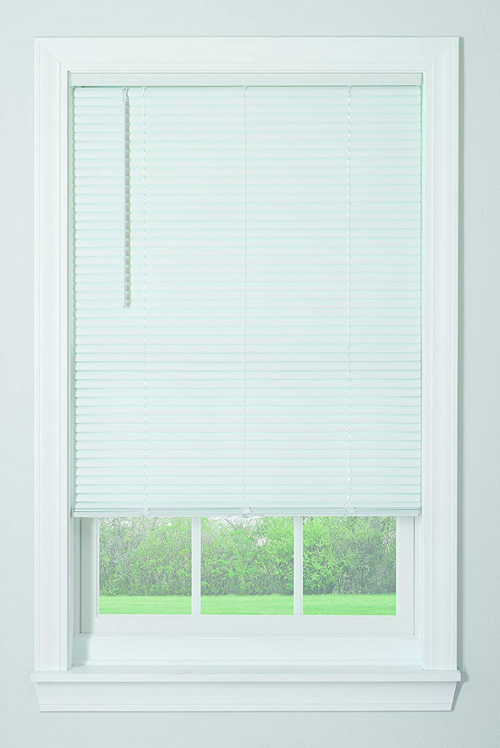 """Cordless Mini Blinds Walmart Fresh 1"""" Vinyl Cordless Blind 34"""" X 64"""" White Cordless Lift System is Perfect for Homes with Children or Pets and Has Been Certified Best for Kids by Bali"""