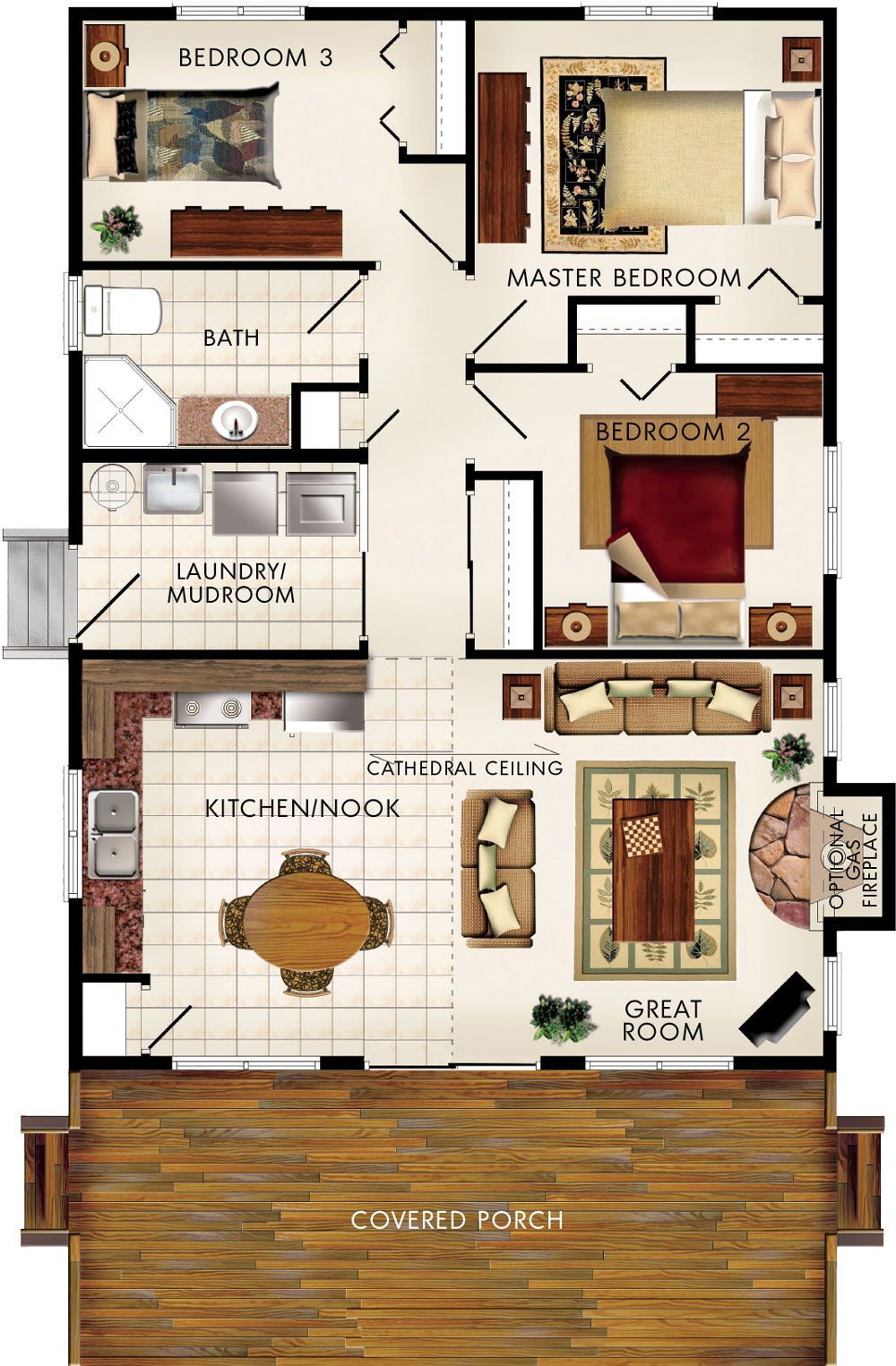 Cost Effective House Plans Luxury Cost Effective 936 Sf Home with Amazing Use Of Space the