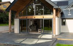 Cost To Build My Own Home Elegant Overhang On Contemporary Timber Framed House Building Your