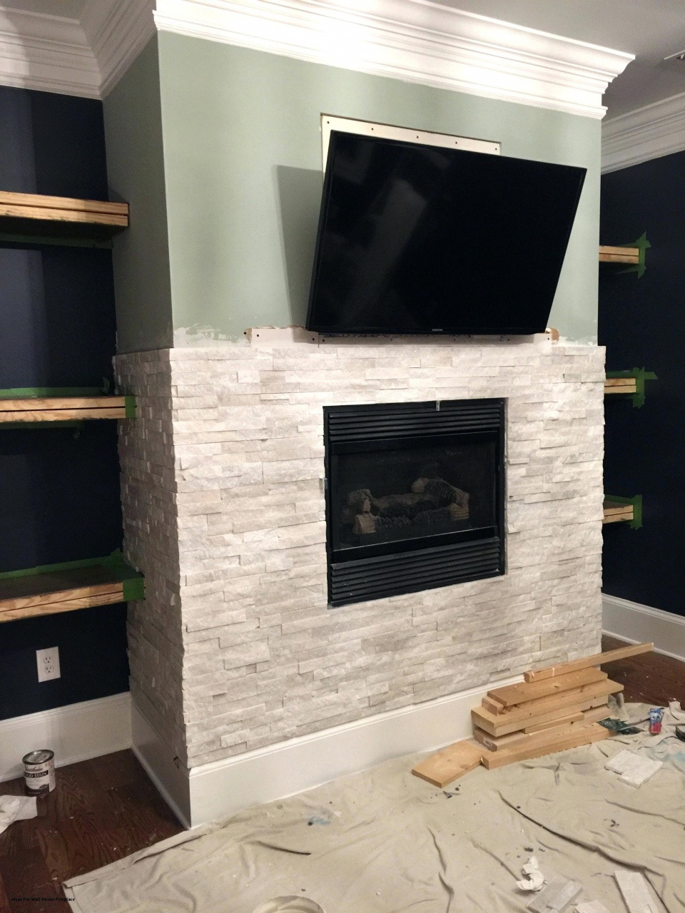 wall mounted tvs above fireplace interior find stone fireplace ideas fits perfectly to your from wall mounted tvs above fireplace 1