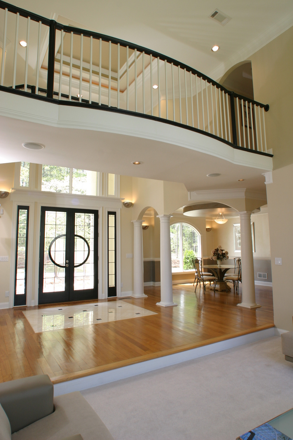 Custom Luxury House Plans Beautiful Home Plans In Prince George S County Maryland — Custom Home