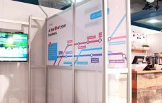 Design Display Group Elegant Display Group Creates An Immersive Tradeshow Experience