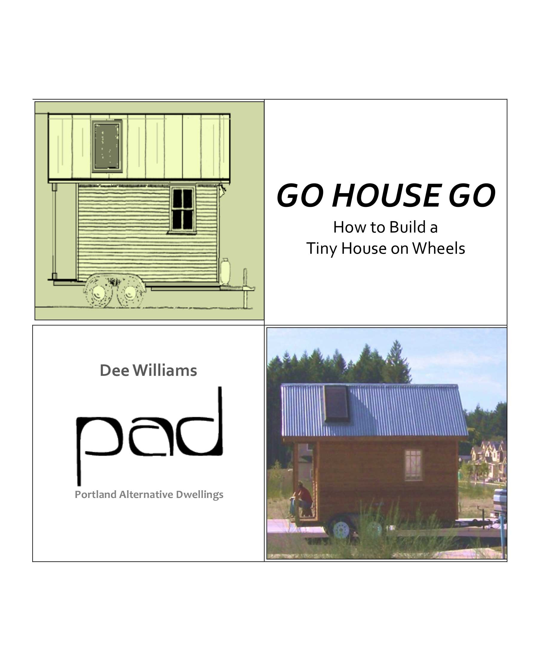 Go House Go by Dee Williams Cover