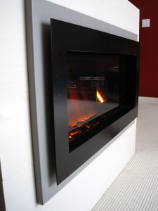 Double Sided Electric Fireplace Unique Electric Fireplaces