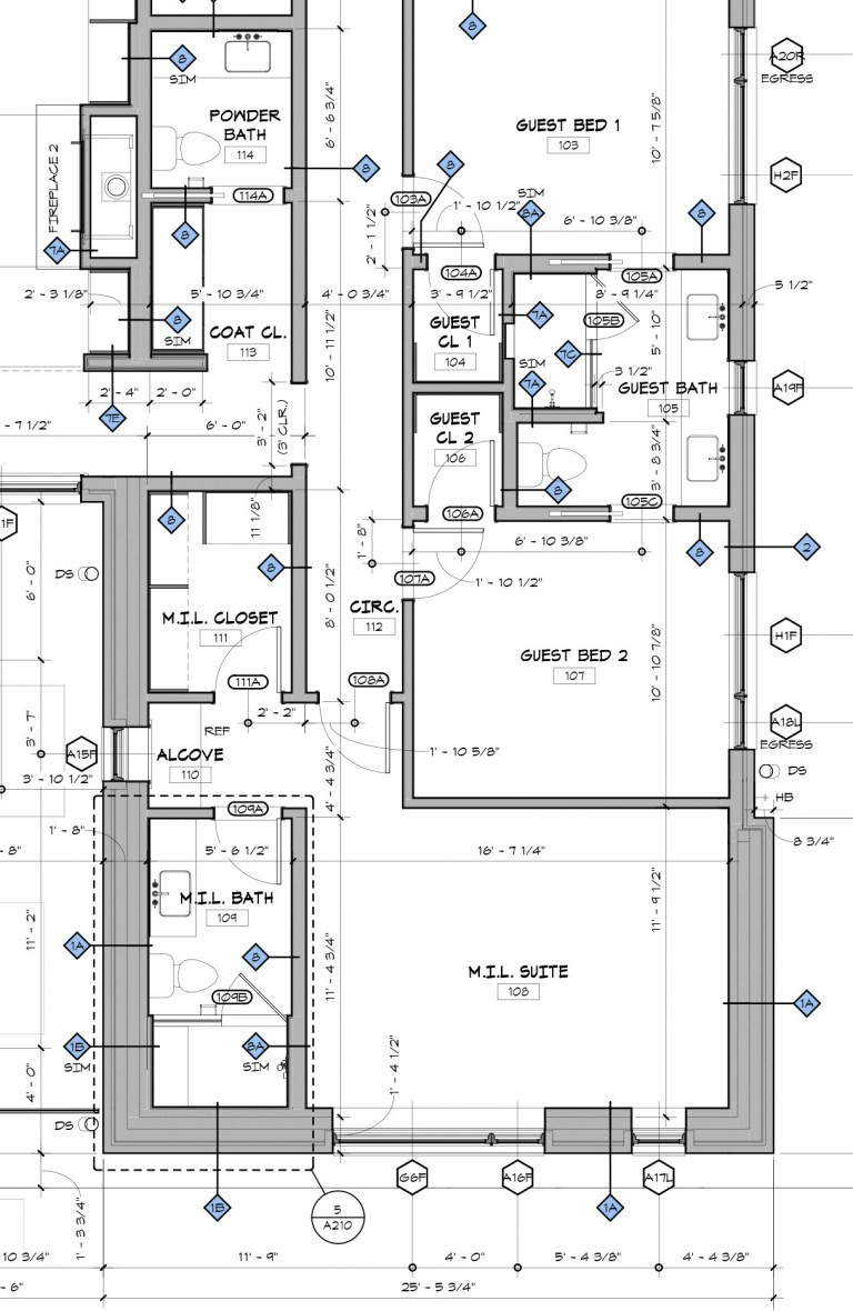 Draw My Own House Plans New Architectural Graphics 101 Wall Types