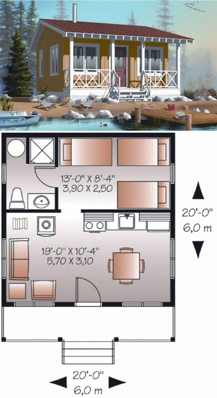 Floor Plans for Building A House Inspirational 27 Adorable Free Tiny House Floor Plans