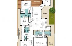 Floor Plans For Building A House Lovely Single Storey Floor Plan The Link By Boyd Design Perth