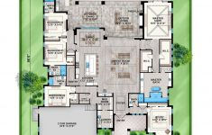 Florida Ranch House Plans Best Of Hpm Home Plans Home Plan 009 4347 In 2020