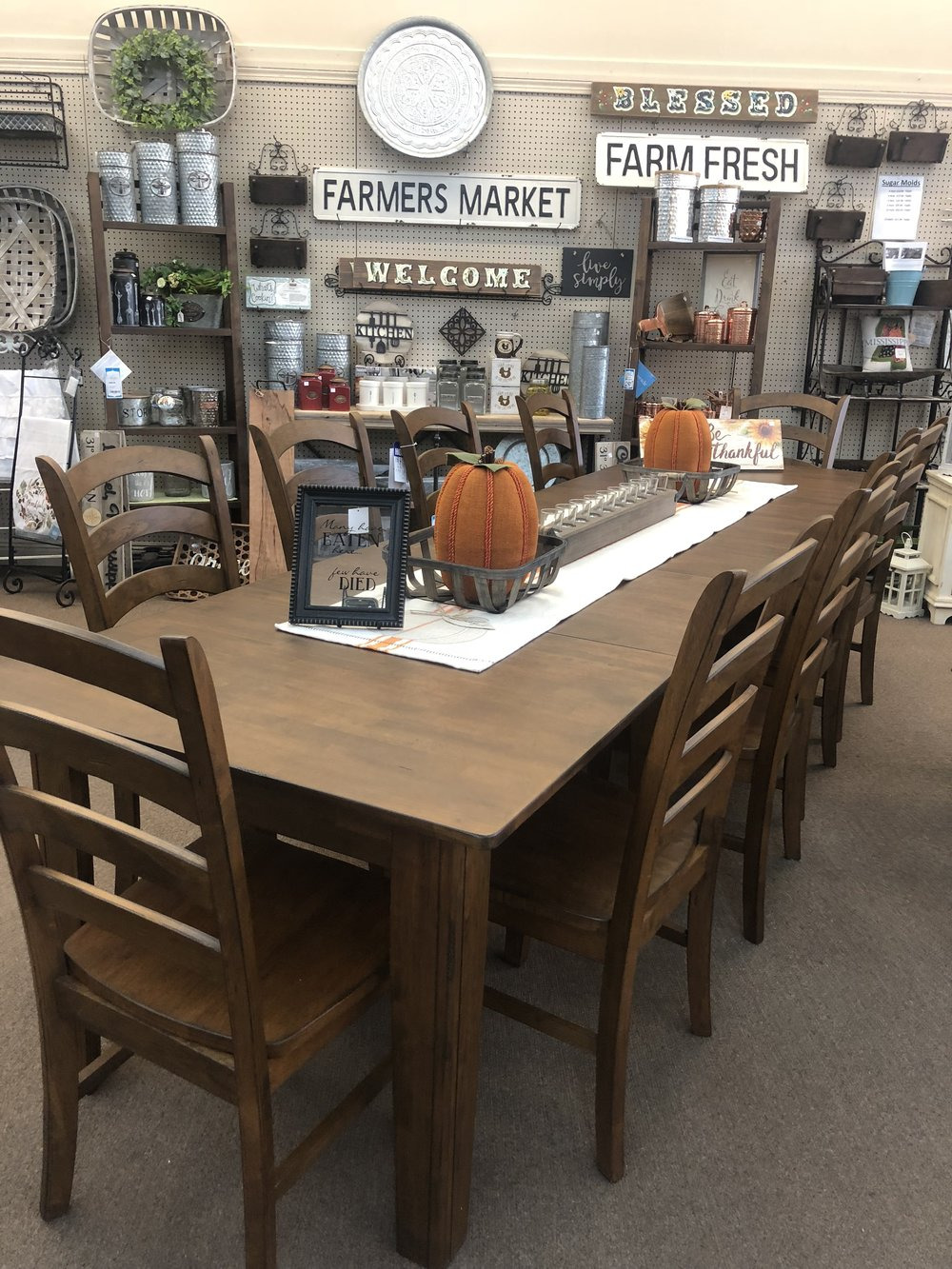 Furniture from Rubies Home Furnishings in Laurel