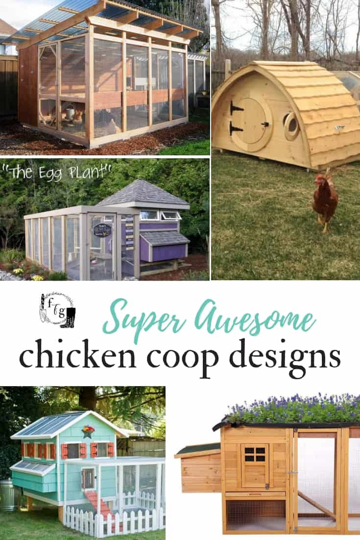 Chicken coop designs and plans