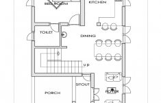 Free Draw House Plans Luxury Free Kerala 1131 Sq Ft 2 Bedroom Simple House Plan