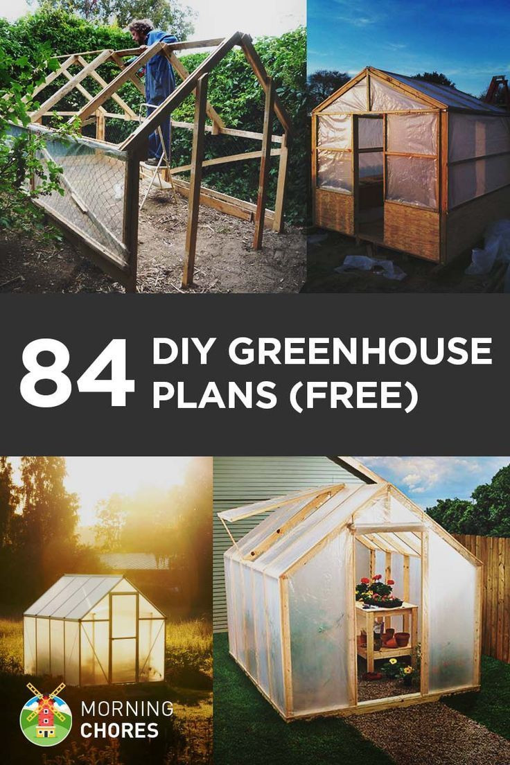 Free Green House Plans Inspirational 84 Free Diy Greenhouse Plans to Help You Build E In Your