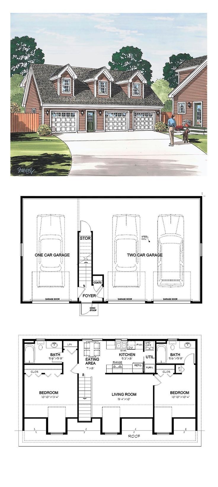 Garage with Guest House Plans Fresh Pin by Elaine Pike On House Plans I Like Ot