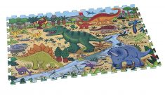 Giant Foam Floor Mats Elegant Early Learning Centre Giant Dino Schaumstoff Puzzle