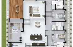House Plans 3 Bedroom And Double Garage Lovely Here S A Non Fancy 4 Bedroom Home With Study Nook And Triple