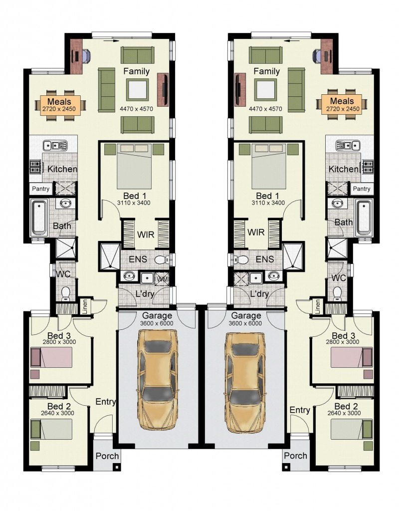 House Plans for Duplexes with Garage New How A Duplex Home Could Benefit You Hotondo Homes