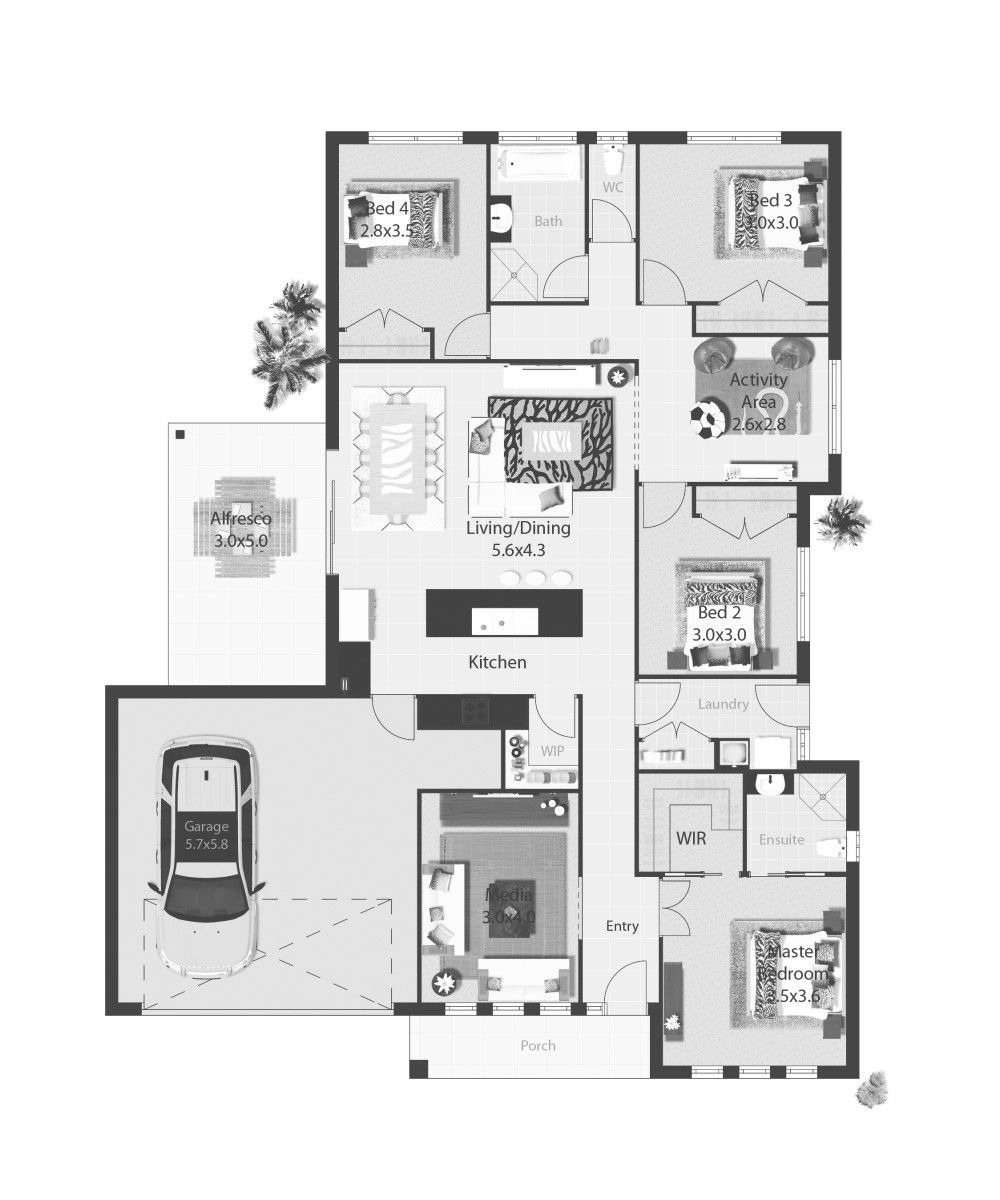 House Plans for Elderly Best Of Bayview In 2020
