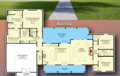 House Plans For Outdoor Living Inspirational Plan Sm Exclusive Modern Farmhouse With Split Beds And