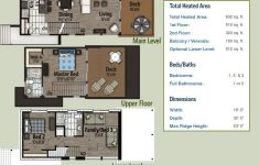 House Plans That Cost 100k To Build Elegant Plan Pd Modern Home Plan With Optional Lower Level