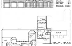House Plans Two Story Fresh Two Story House Plan C7258