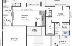 House Plans With A Pool Unique Striking House Plans With Pools Used Modern Home Style And
