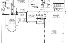 House Plans With Large Dining Rooms Awesome 1 Story 4 Bedroom 3 5 Bathroom 1 Dining Room 1 Family