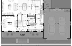 House Plans With Large Dining Rooms Luxury Ideal Family Home Practical Layout Open Floor Plan