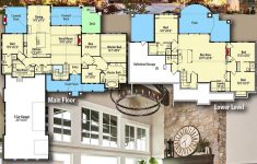 House Plans With Pictures Inside New Plan Rw New American House Plan With Amazing Views To