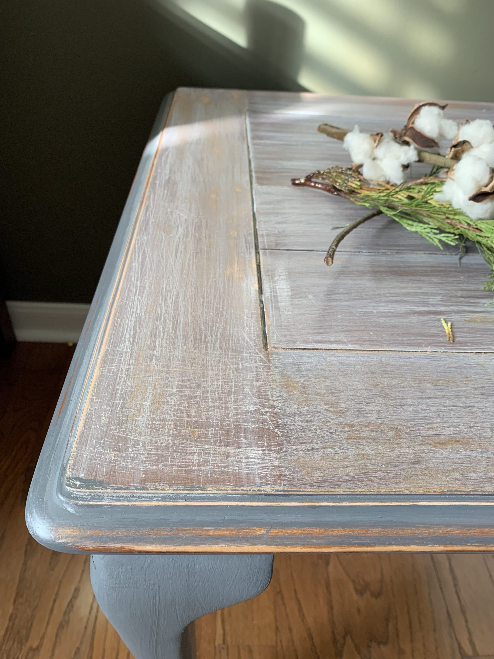 How to Antique Paint Furniture Elegant How to Antique White Stain A Table