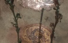 How To Clean Antique Furniture Luxury Antique Brass Table Thing Anyone Know Anything About