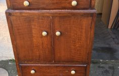 How To Clean Antique Furniture New Vintage Sideboard Drawers