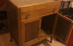 How To Clean Antique Wood Furniture Beautiful Vintage Antique Wooden Cupboard Drawer In Ol16 Rochdale Für