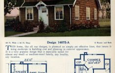 How To Draw My Own House Plans Elegant 62 Beautiful Vintage Home Designs & Floor Plans From The