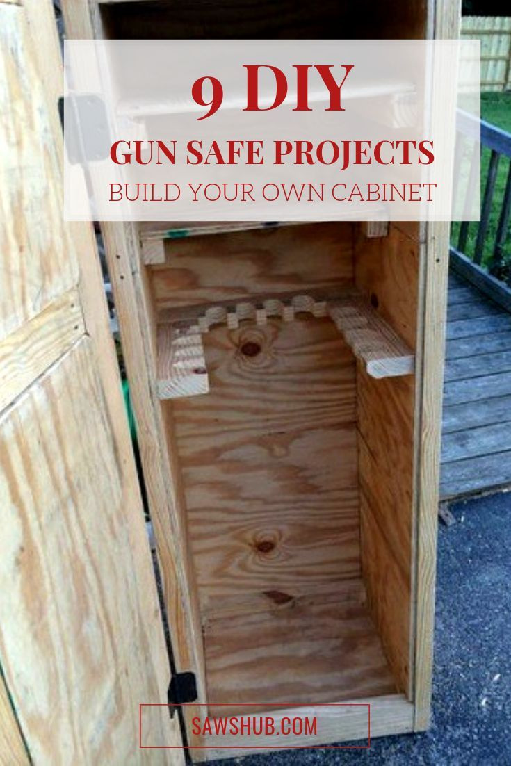 How to Make A Gun Cabinet Best Of Pin On Diy Crafts Projects and Art Projects