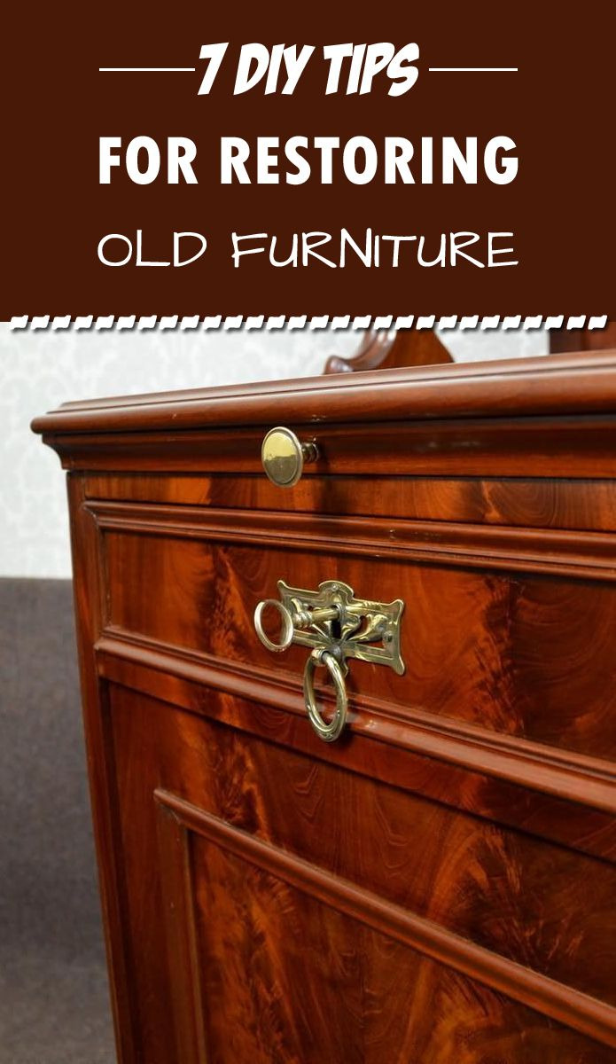 How to Restore Antique Furniture Beautiful 7 Diy Tips for Restoring Old Furniture