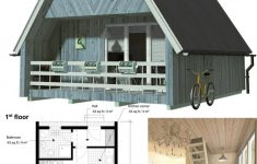 I Want To Build A Small House Best Of Cute Small Cabin Plans A Frame Tiny House Plans Cottages