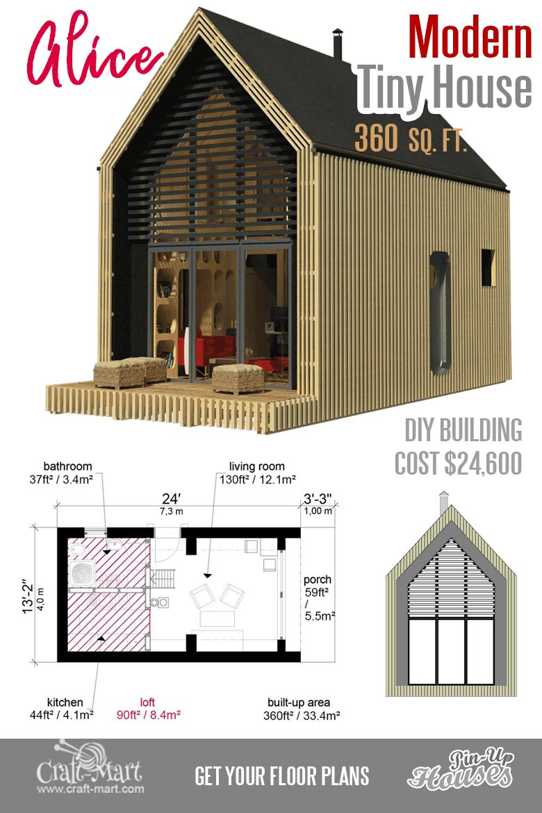 111 small house plans Alice