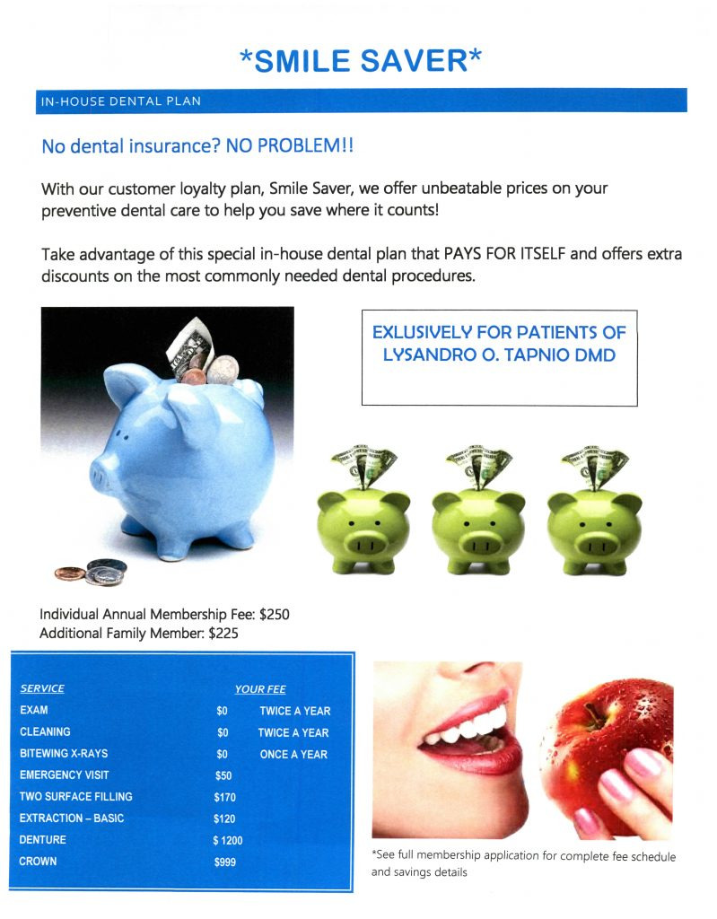 Insurance page