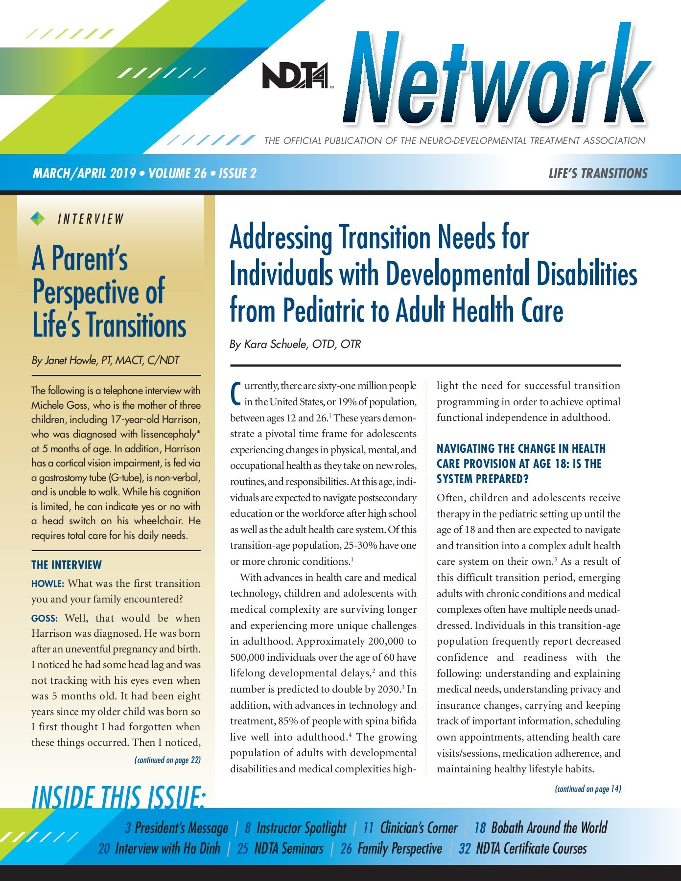 Kinsman Company Promo Code Inspirational Ndta Network March April 2019 Pages 1 32 Text Version