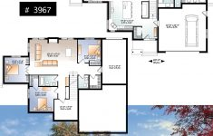 Lake House Floor Plans With Walkout Basement Best Of House Plan The Belvedere No 3967
