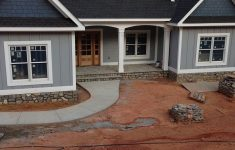 Lake House Floor Plans With Walkout Basement New Craftsman Style Lake House Plan With Walkout Basement In
