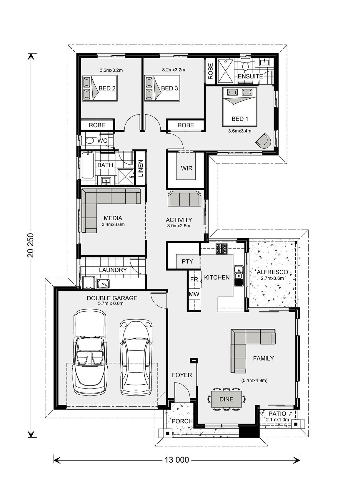 Lake View House Plans Unique Lakeview 297 Home Designs In G J Gardner Homes