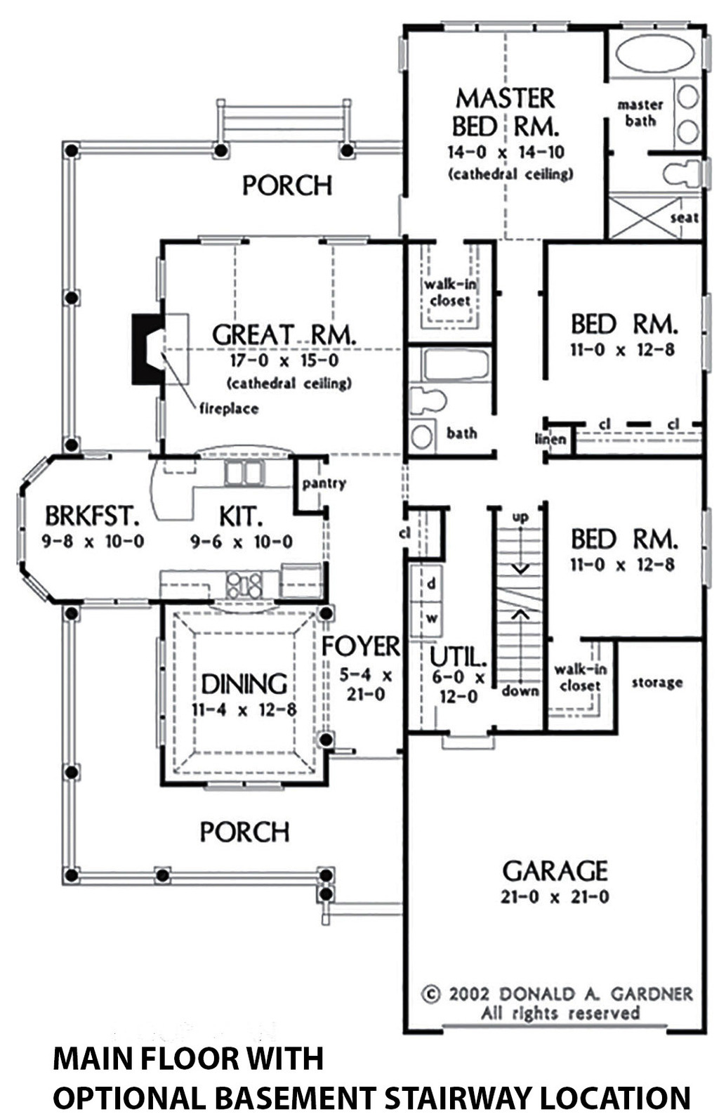 Low Cost House Plans with Estimate Inspirational Country Style House Plan 3 Beds 2 Baths 1700 Sq Ft Plan 929 43