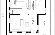 Low Cost House Plans With Estimate Unique 30 X 36 East Facing Plan With Car Parking