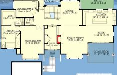 Mansion House Plans 8 Bedrooms Inspirational Plan Jd Modern Beauty For Front Sloping Lot