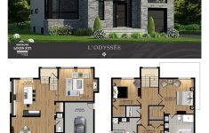 Modern Contemporary House Plans For Sale Best Of Maison 2 étages   Vendre   Blainville Jetez Y Un Coup D