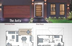 Modern Double Storey House Plans Best Of The Anita Double Storey House Design 313 Sq M – 12 0m X