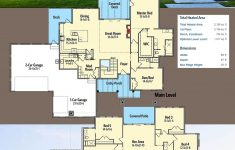 Modern Homes Under 2000 Sq Ft Awesome Plan Rw Craftsman House Plan For A Sloping Lot