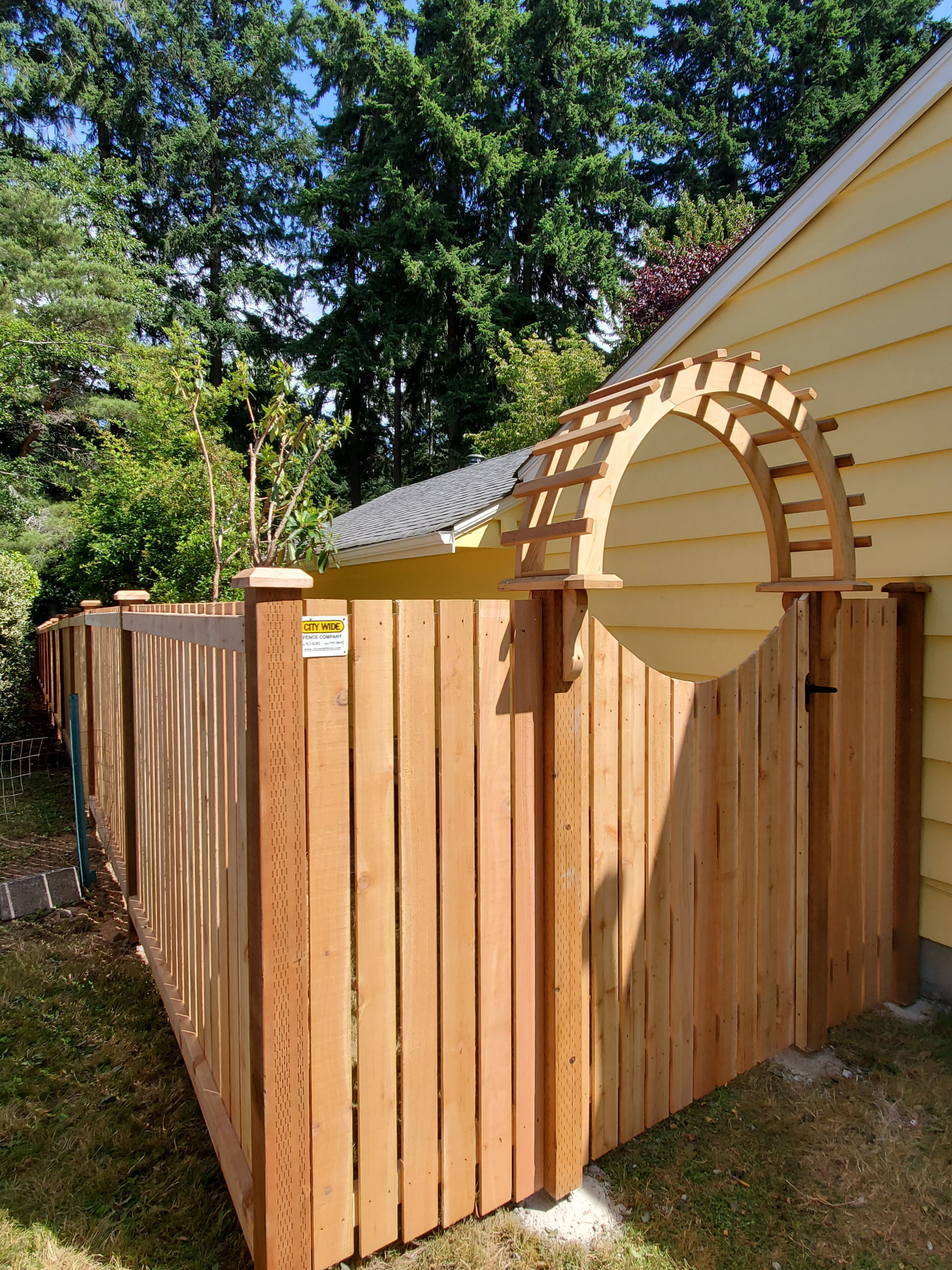 Modified Panel Fence Elegant 128 Best Cedar Wooden Fence Images In 2020