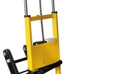 Motorized Stair Climbing Dolly Awesome Mobile Stairlift Dolly Battery Powered Stair Climbing Hand Truck